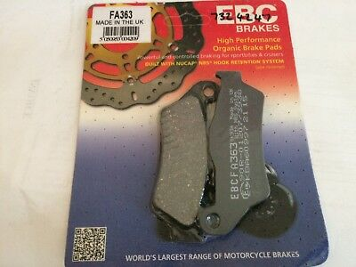 Ebc Fa363 Brake Pad Bmw 800 850 1100 1150 1200 1300 Rear Pads
