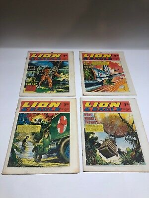 Lion and Eagle Magazine October 1969 Entire Month