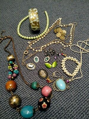 Job Lot of Vintage and  Modern Jewellery