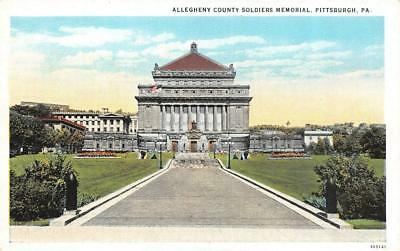 VIEW IN HIGHLAND Park PITTSBURGH PA Vtg Allegheny County