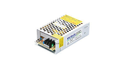 120-240V to 24VDC 2.5A, 60W, Open Frame Switching Power Supply - Ideal for LED