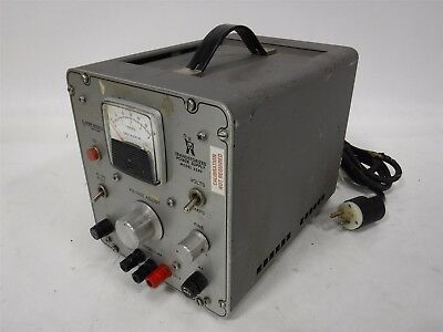 Used Power Design Dc Power Supply Model 3240 S2