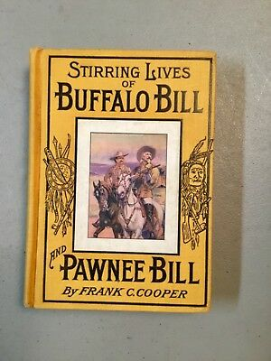 """GORDON W. """"PAWNEE BILL"""" LILLIE - Inscribed/AUTOGRAPHED Book-AWESOME!"""