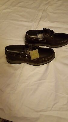 NEW Men's Hotter Shoes Size 6 Brown