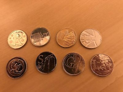 Alphabet A-Z 10p Piece - Ten Pence Coins - Collection Uncirculated - 2018 A to Z