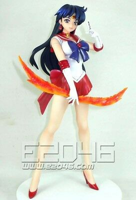 1/6 Sailor Mars Resin Garage Kit Model Kit e2046 Sailor Moon