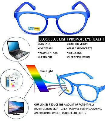 Children Girl Boy Kids Blue Light Blocking Anti Blue Light Pro Computer Glasses
