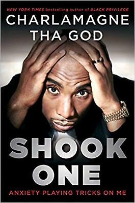 Shook One: Anxiety Playing Tricks on Me ( Hardcover , 2018 )