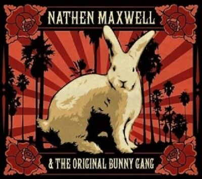 Nathen Maxwell - White Rabbit  CD 10 Tracks Alternative/Pop/Rock  Neuf