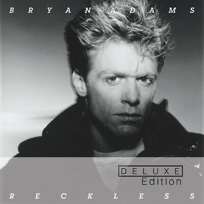 Bryan Adams - Reckless (30Th Anniversary 2 Cd Deluxe,remaster) 2 Cd Neuf