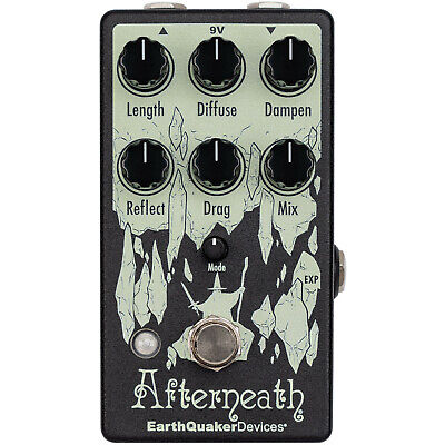 Earthquaker Devices Afterneath Otherworldly Reverb v2
