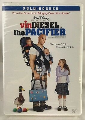 the pacifier 2005 full movie