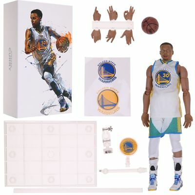 2a6742d584b NBA Collection Stephen Curry Motion Masterpiece 1  9 Scale Action Figure  Gift US