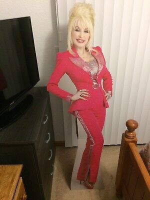 Dolly Parton Stand Up Cardboard