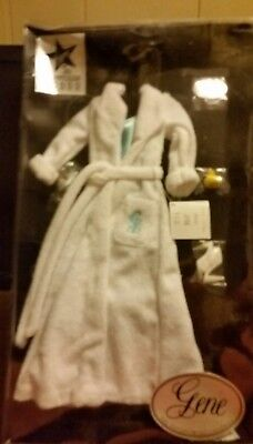 """Gene Doll Costume """"IT'S A WRAP"""" By Ashton Drake Galleries ~ """"NEW & MINT IN BOX"""""""