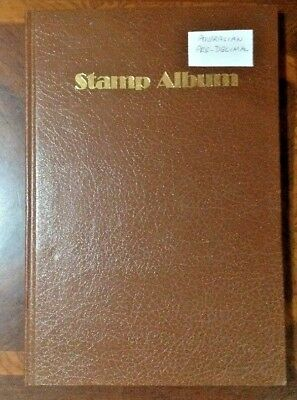 Estate Album of Australian Pre-decimal Album Block, Sheets. Mint