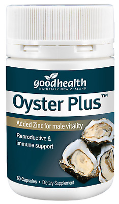 [Good Health] Oyster Plus