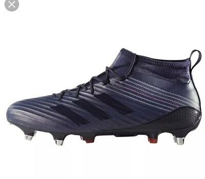 7c76c090634 Adidas Predator Flare SG RRP £160 Mens Size 9 Rugby Boots Football Boots