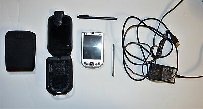 Preowned_HP ipaq 1950 PDA window mobile 5_RX 1955 with 2gb memory & holster case