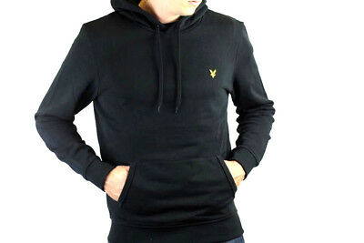 Lyle & Scott - Hoodie - Hoodie - True Black - ML416VB