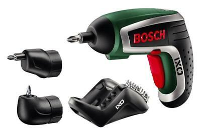 ORIGINAL Bosch IXO 4 Upgrade Cordless 3.6V Lithium-ion Screwdriver Kit DIT Tool