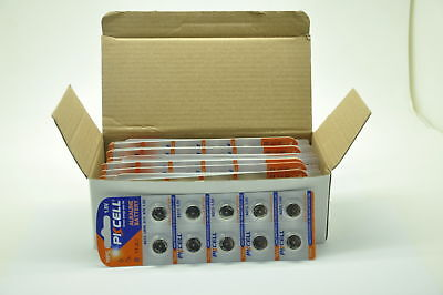500x AG13 1.5V Batteries LR44 L1154 357 A76 AG 13 Button Coin Cell Alkaline