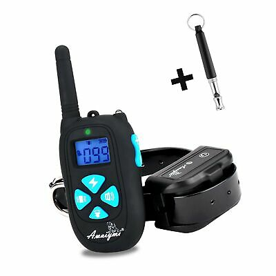 BESTHING Dog Training Collar with Remote, 1450ft Remote Dog Shock Collar, 100...