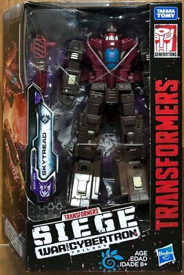 Hasbro Transformers SIEGE War for Cybertron Trilogy Deluxe Class Skytread WFCS10