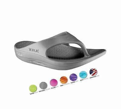 8d1612a09b4b TELIC UNISEX VOTED BEST COMFORT SHOE Arch Support Recovery Flipflop Sandal  +B... -  57.13