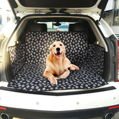 Waterproof Car Liner Back Seat Cover Pet Dog Cat Non-Slip Hammock Protector Mat