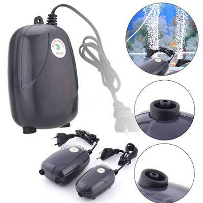 High Efficient  Fish Tank Aquarium Oxygen Fish Air Pump Tank Super Silent 3W/5W