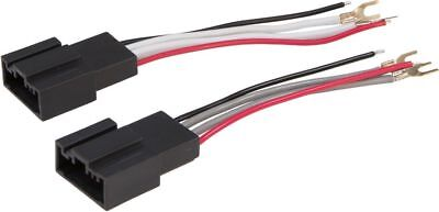 Audio System HLAC-BMW CONNECTOR - HIGH-ADAPTER-CABLE für BMW E+F Modelle (Paar)