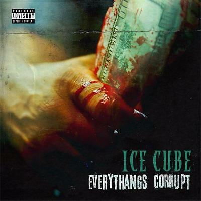 Ice Cube - Everythangs Corrupt - New CD Album