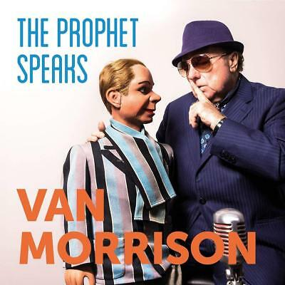 Van Morrison - The Prophet Speaks - New CD Album 2018 Special Digi Pack Edition