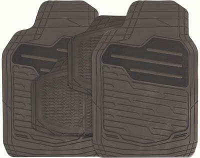 4 pcs in BLACK VW Amarok 2010 onwards Tailored Fit Rubber Floor Mats Set