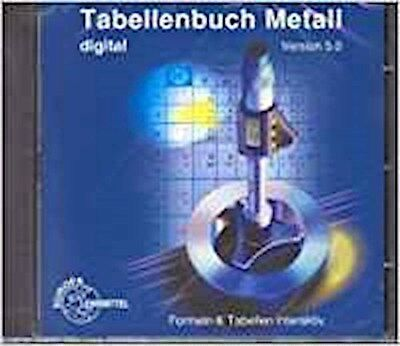 Tabellenbuch Metall digital - Version 5.0 - Formeln & Tabellen interaktiv b ...
