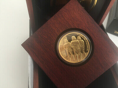 Niue -2019 - Star Wars Classic: Stormtrooper 1 oz Gold $250 Proof Coin