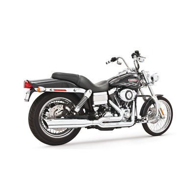 Echappement Freedom Performance Union chrome Dyna 06-17