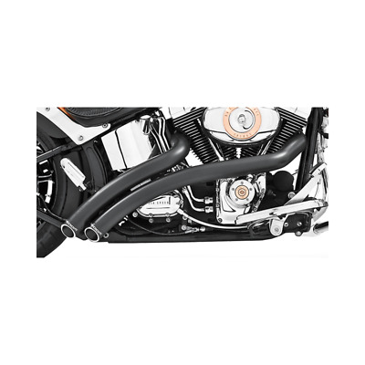 Echappement Freedom Performance Radical Radius High Noir Softail 86-17