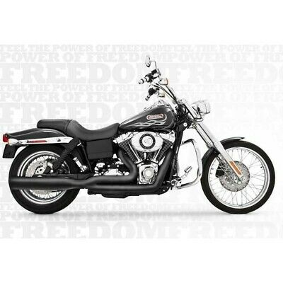 Echappement Freedom Performance Union Noir Dyna 91-05