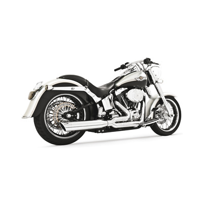 Echappement Freedom Performance Union chrome Softail 86-17