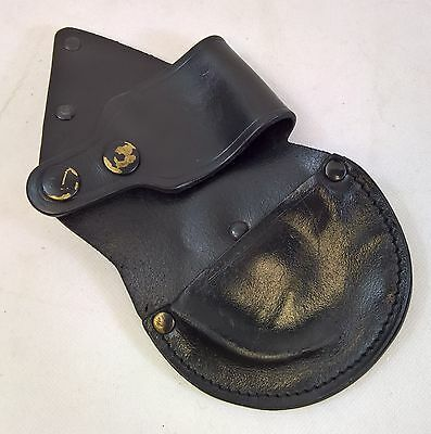 Ex-Police Leather Handcuff Pouch R/h