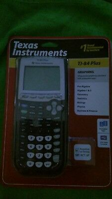 Ti 83 plus graphing calculator new