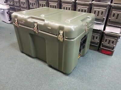 Pelican Hardigg Military Shipping Case 25.00 X 19.00 X 17.19 inches