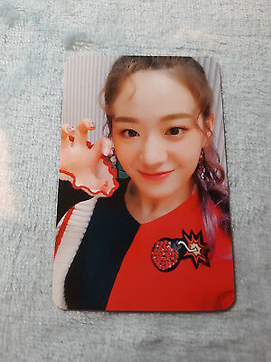 16)fromis_9 Special Single Album From.9 LOVE BOMB Gyuri Type-B Photo Card