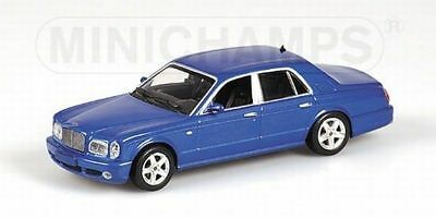 Minichamps 436139070 Bentley Arnage T 2003 blaumetallic 1:43 NEU OVP