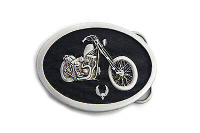 Chopper Belt Buckle for All Motorcycle Lovers! Harley