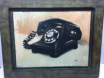 Image result for telephone abstract painting