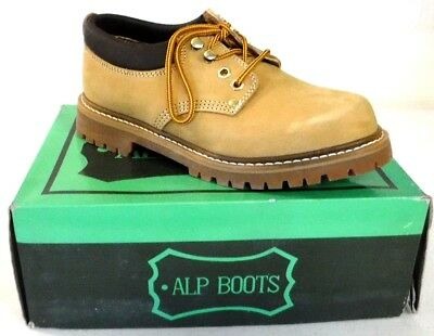 ALP BOOTS low top work shoes //