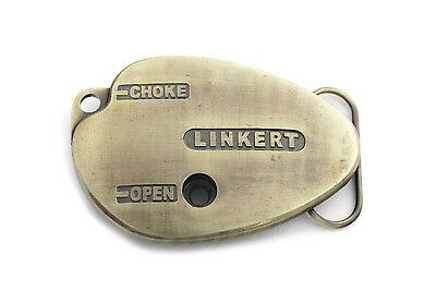 Linkert Teardrop Belt Buckle for All Motorcycle Lovers! Harley